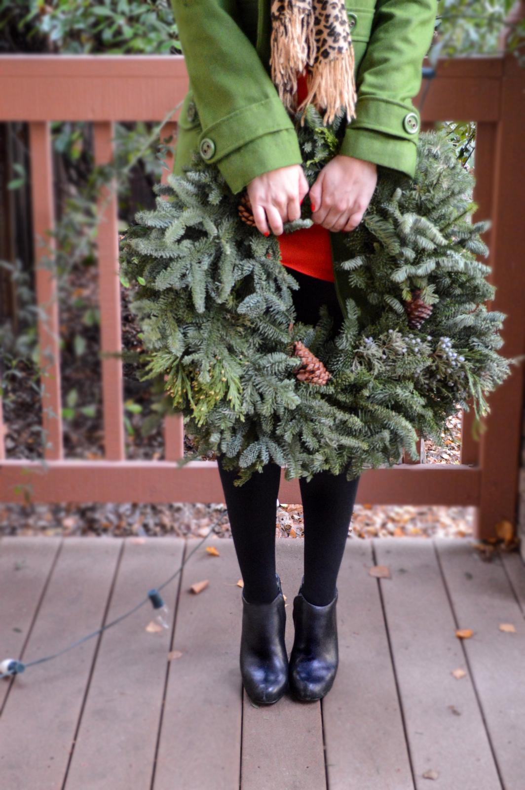 Christmas Attire via. Birdie Shoots