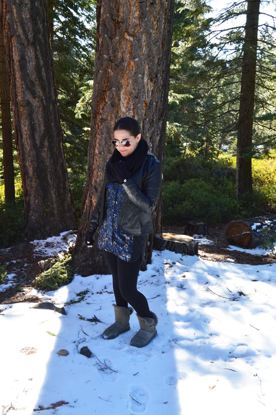 Snow Time via. Birdie Shoots
