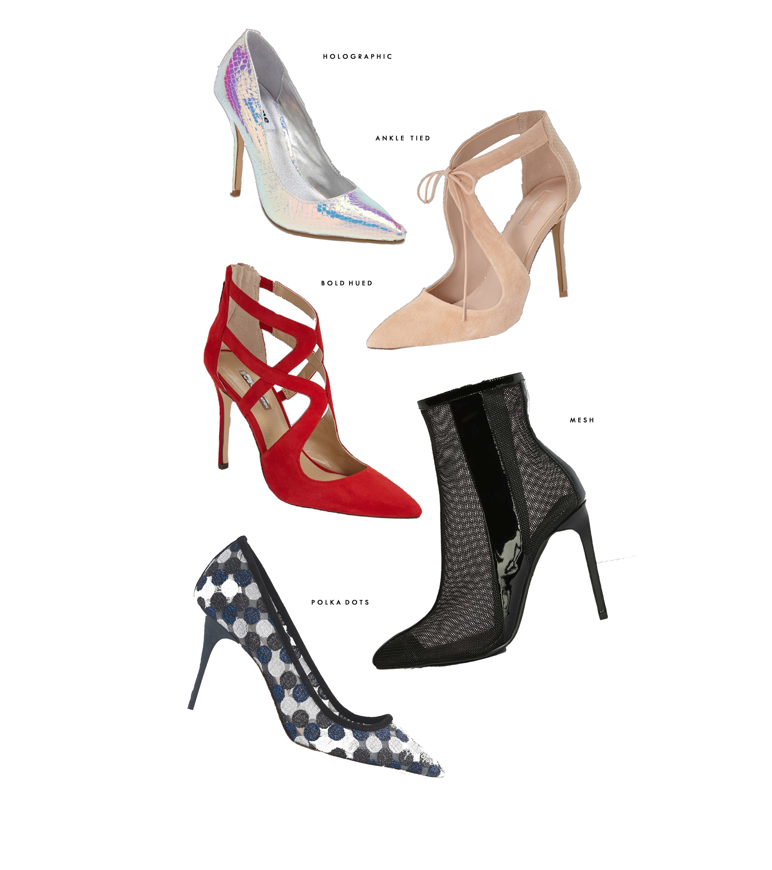 Playful Pumps for Fall via. Birdie Shoots