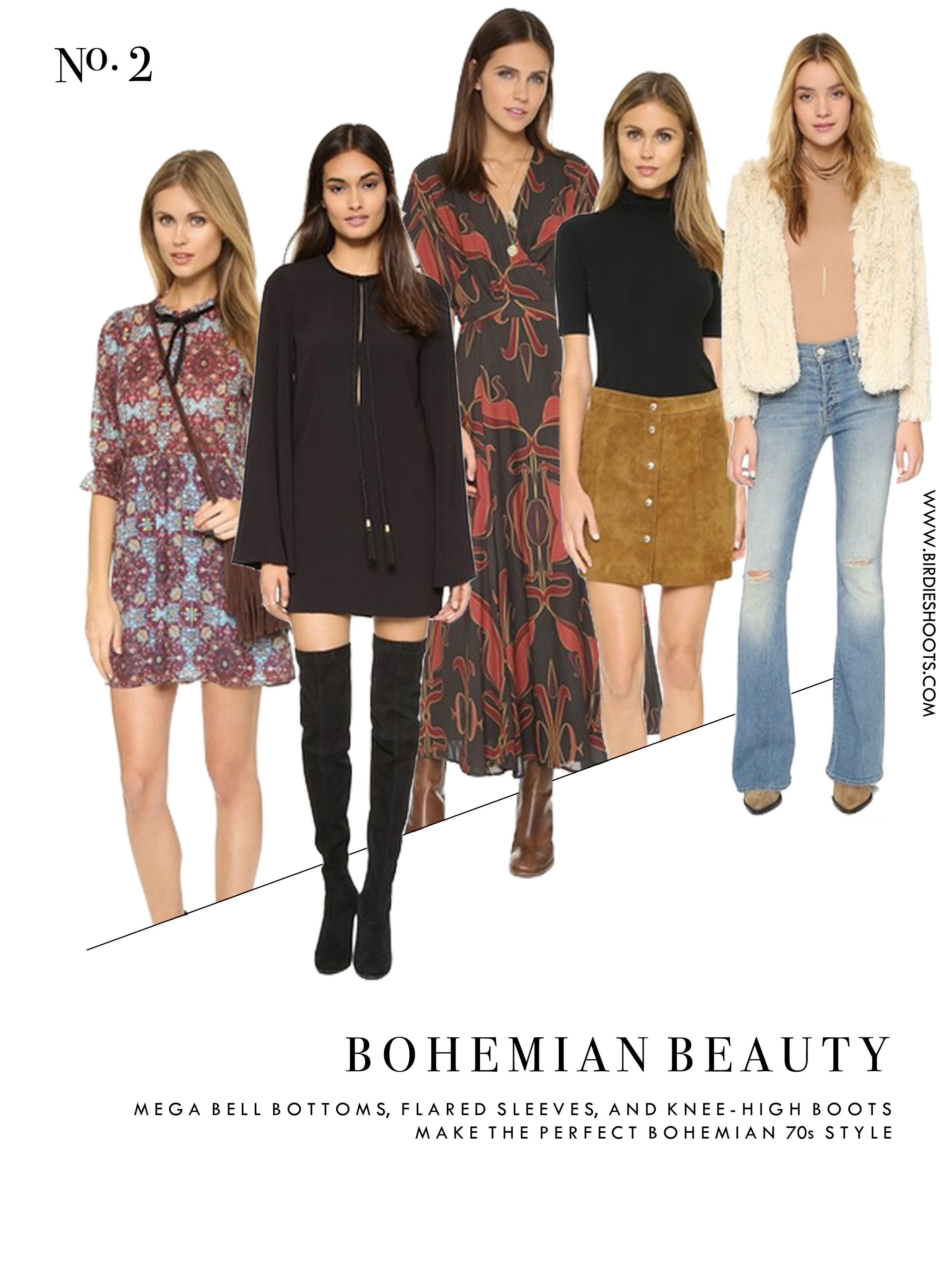 Must buy items from the Shopbop Sale via. Birdie Shoots