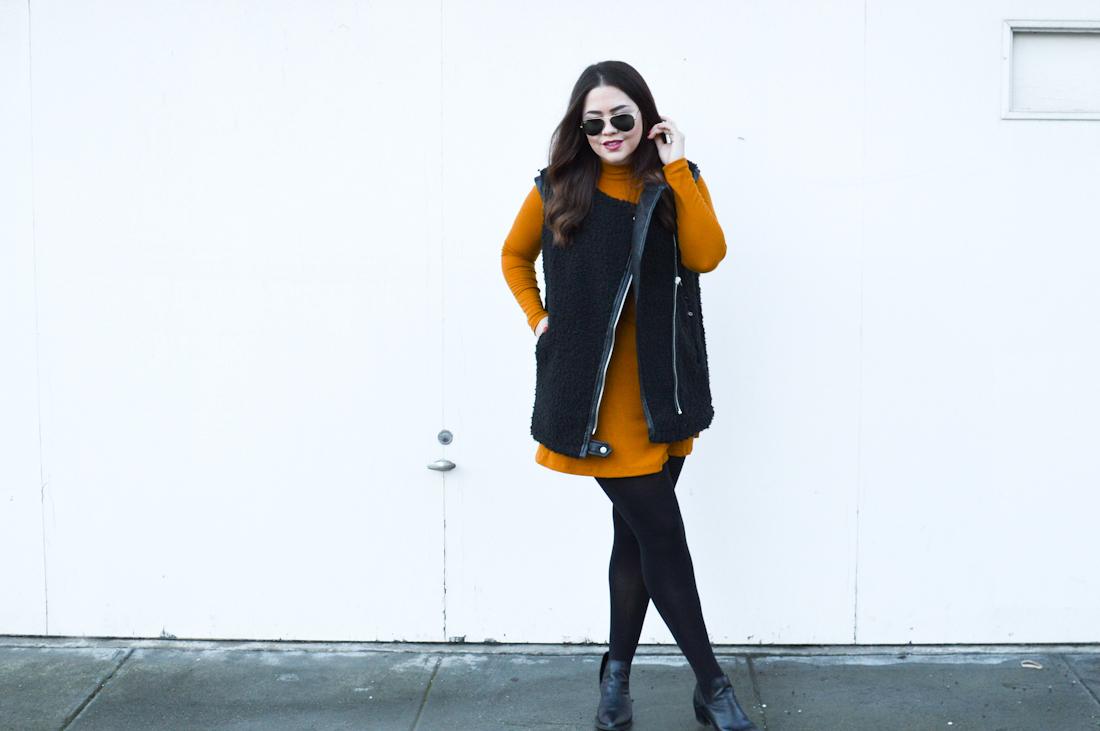 Minimal winter fashion via. Birdie Shoots