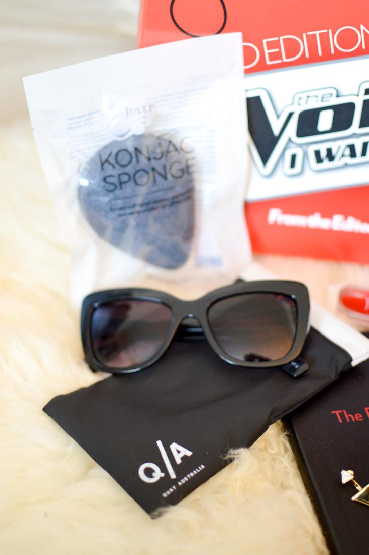 People The Voice Gift Box via. Birdie Shoots