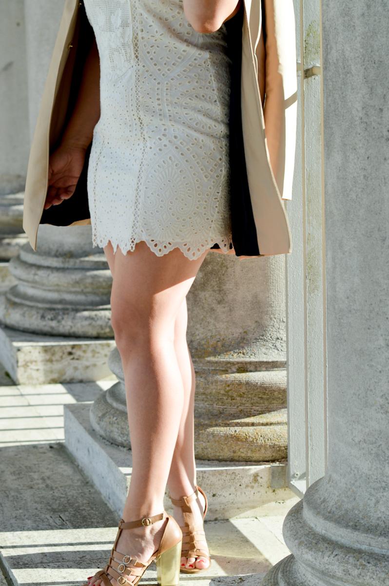 Little White Dress via. www.birdieshoots.com