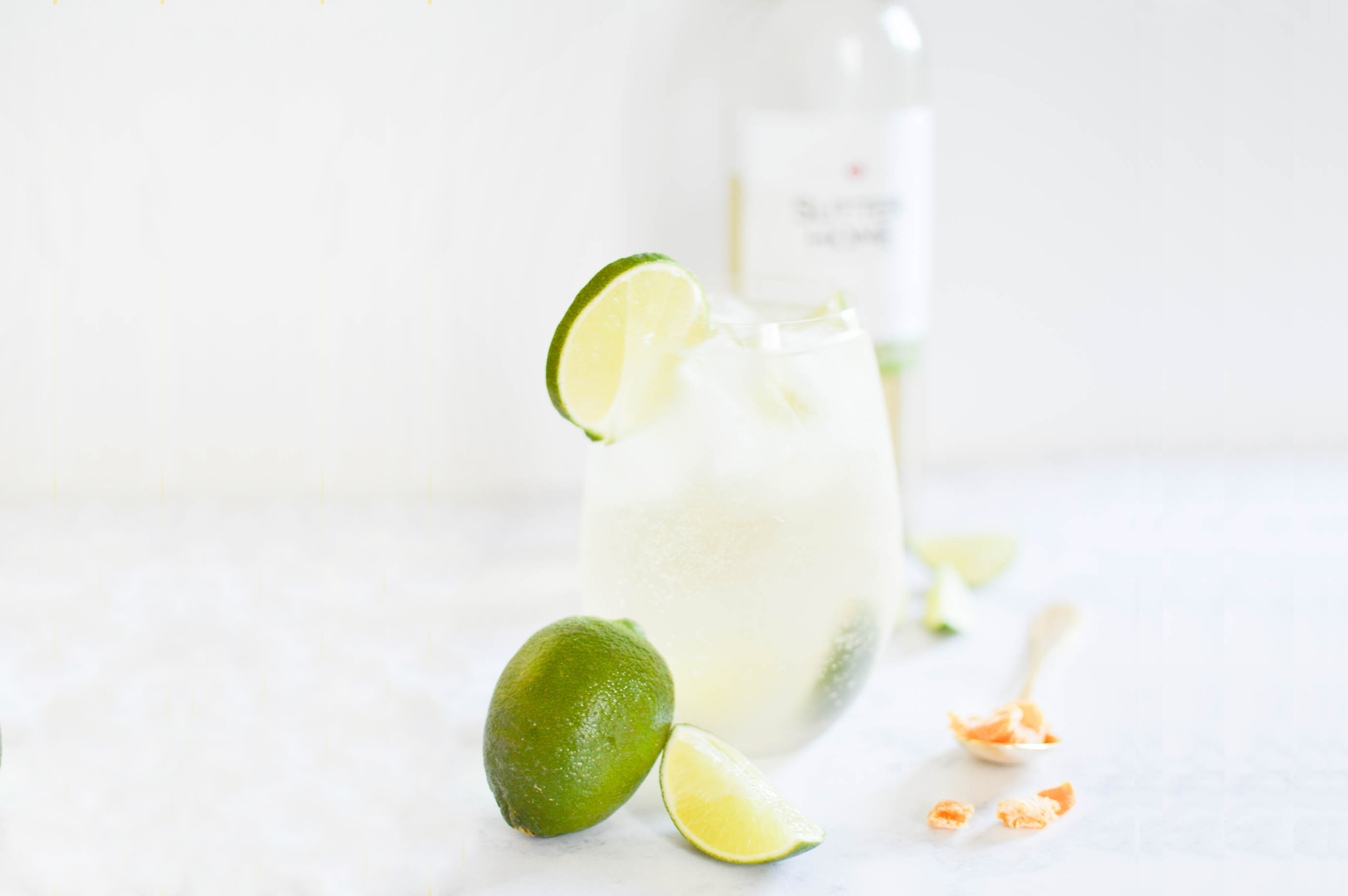 Summer Ginger Spritz with Sutter Home