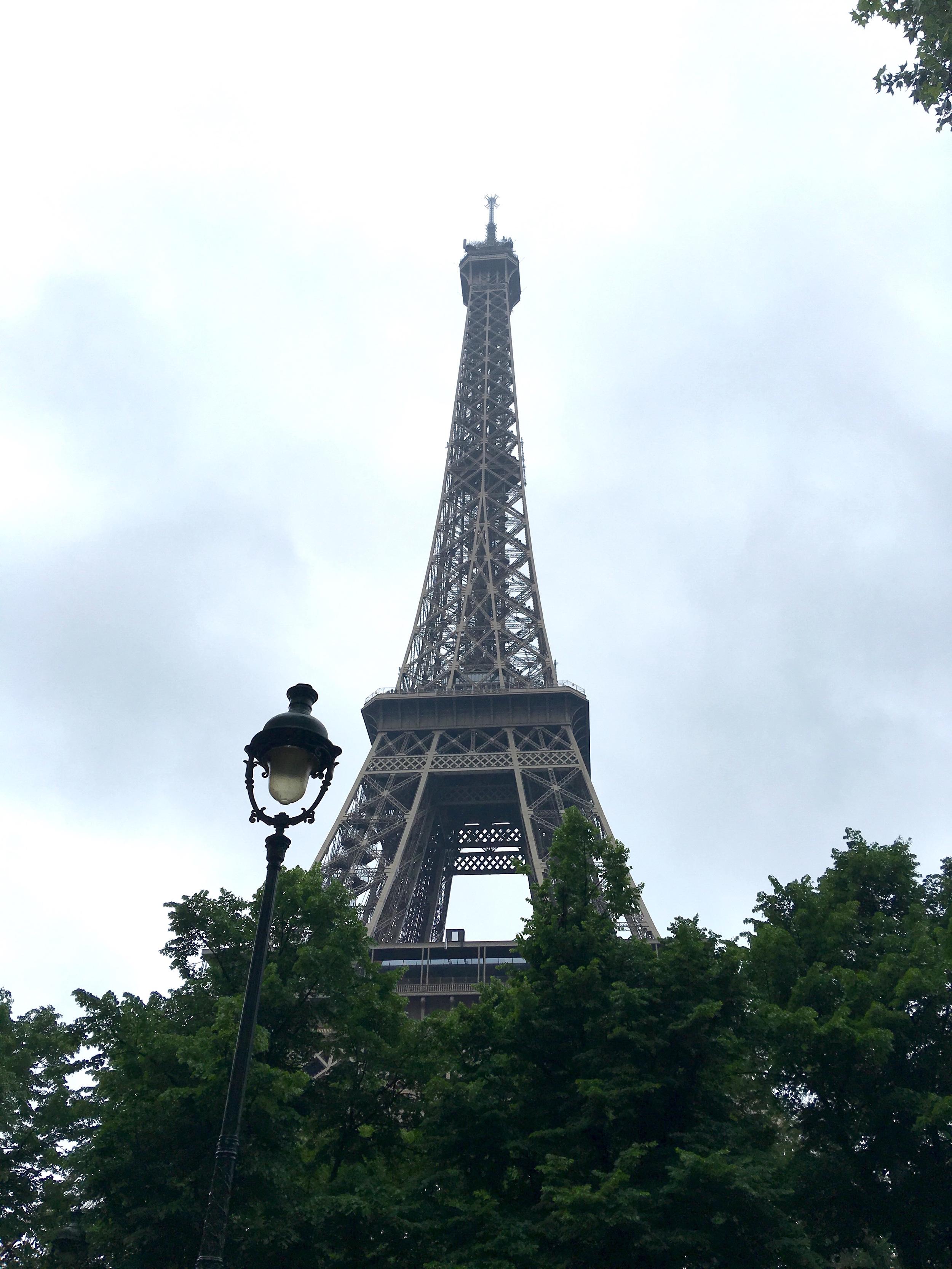 Paris Eiffel Tower via. www.birdieshoots.com