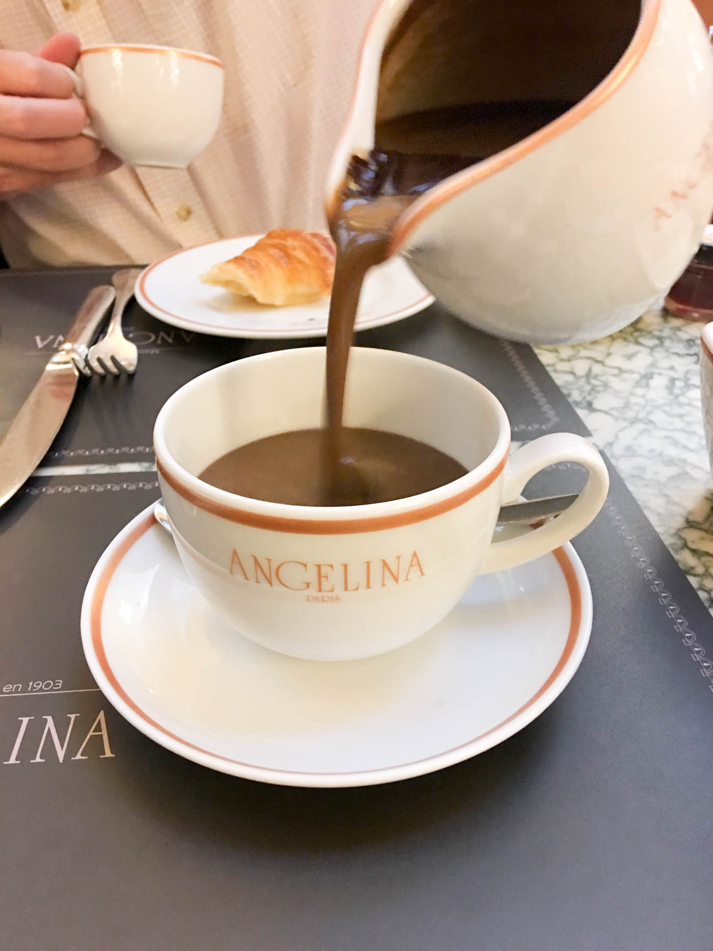 Angelina Tea House, Paris via. www.birdieshoots.com