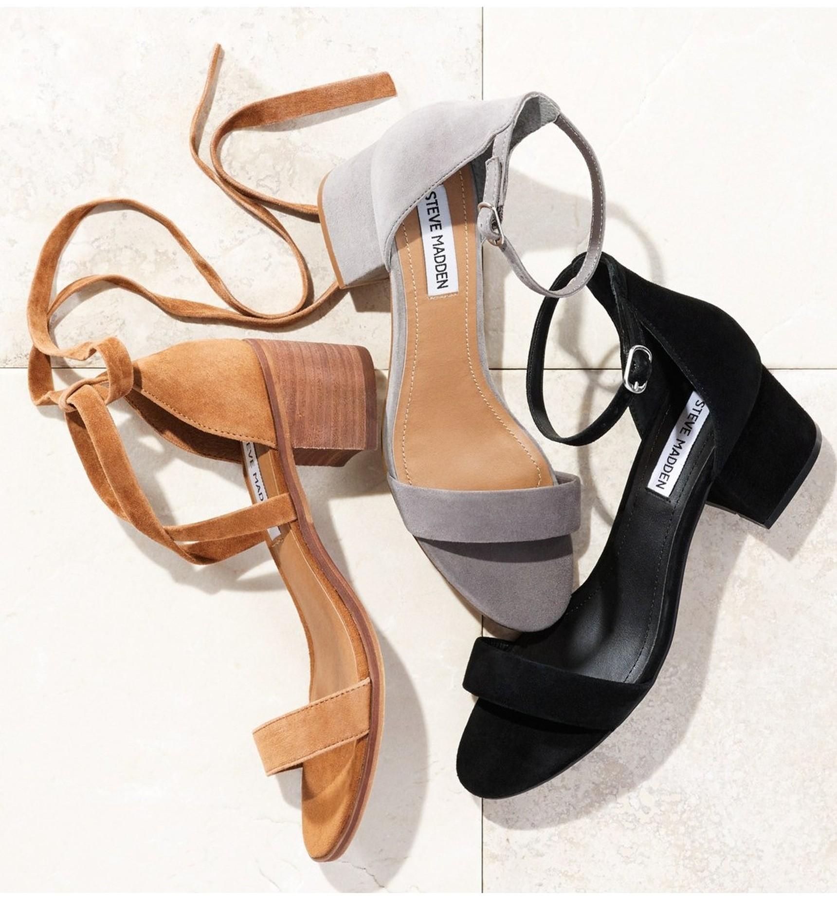 4 Sandal and Pedicure Polish Pairings to Try Now via. www.birdieshoots.com