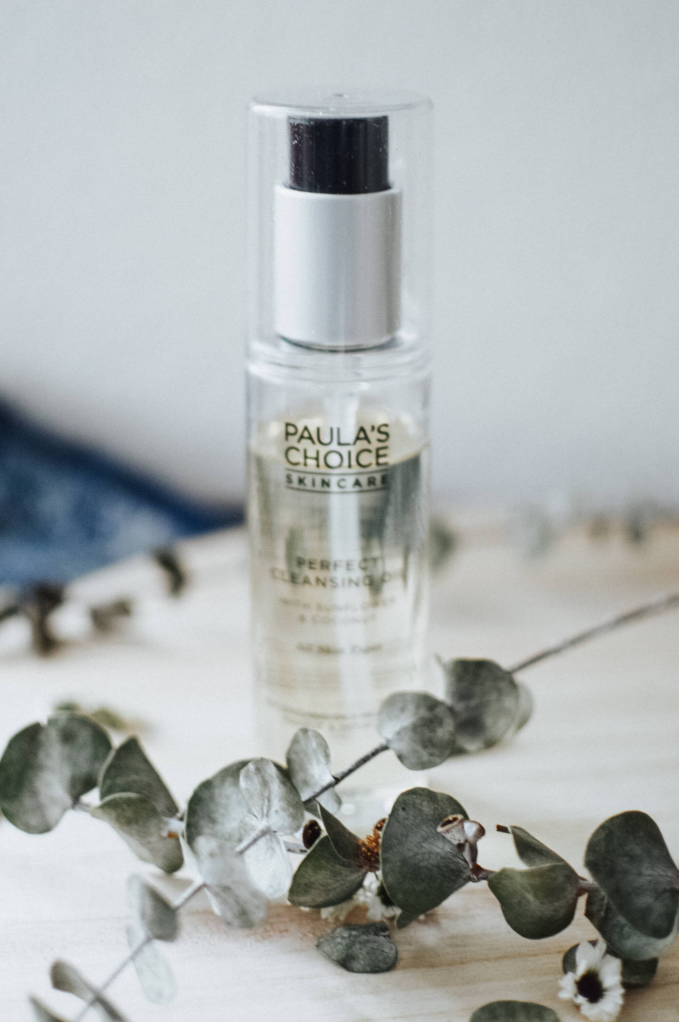 Cleansing Oil -