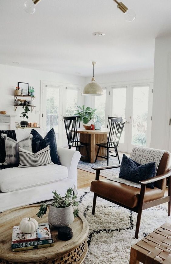 Living Room Redesign Inspiration
