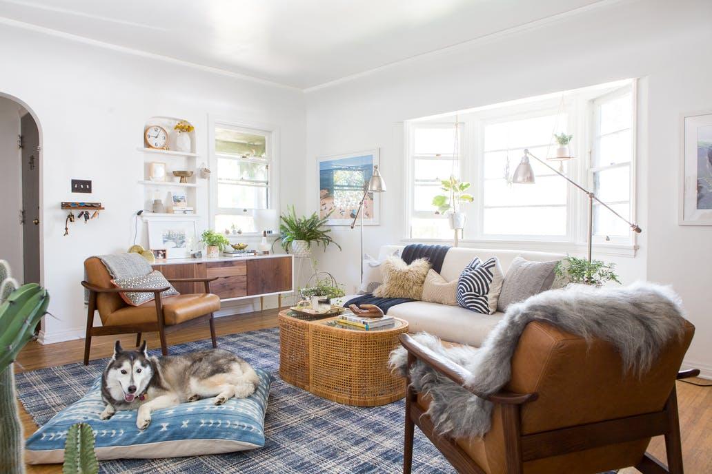Living Room Redesign Inspiration