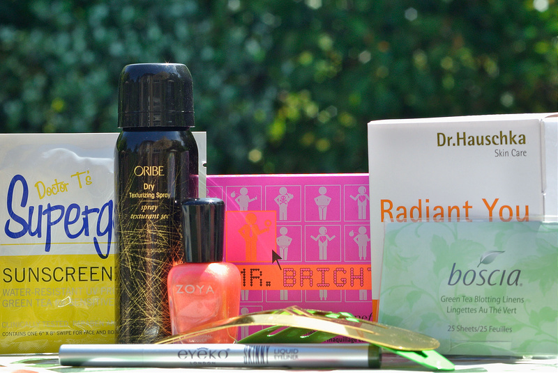 Birchbox Gorgeous on the Go Review