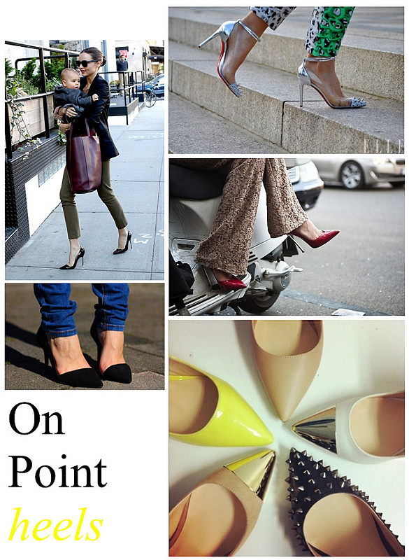 On Point Shoes