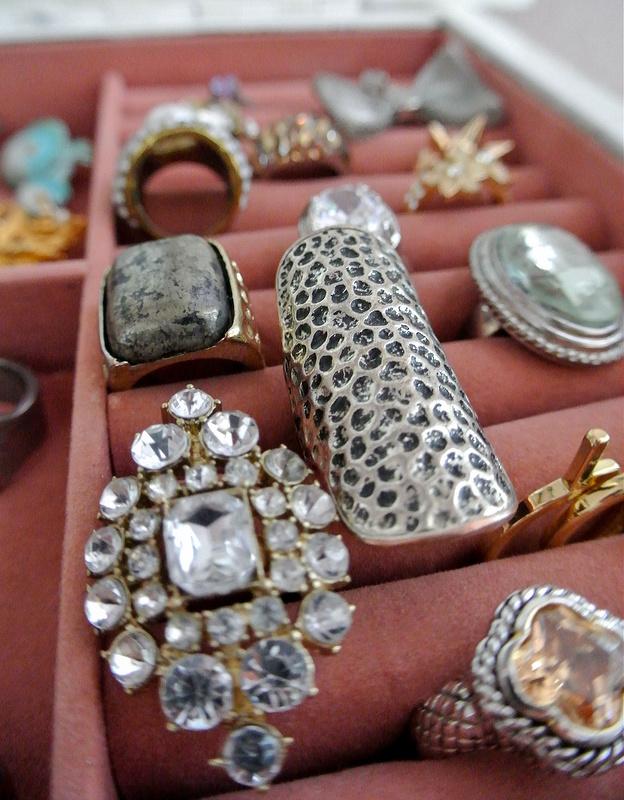 DIY Jewelry Chest Revamp