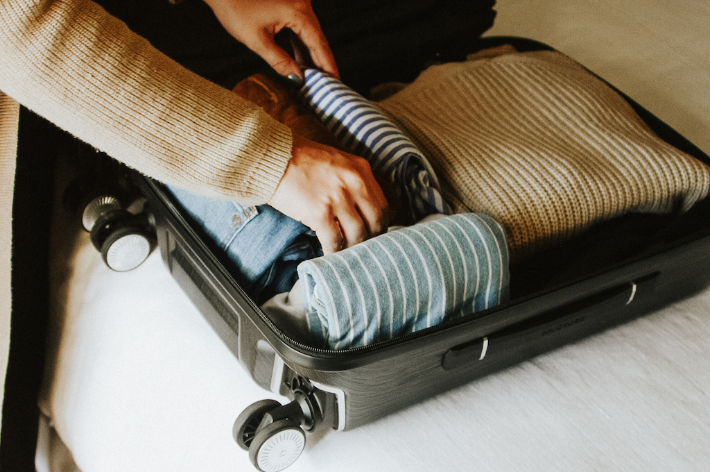 How to Pack for a 48-hour Getaway with Contigo™Couture
