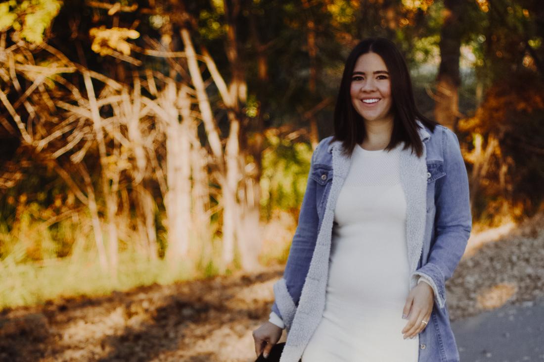 First Trimester Pregnancy update - Birdie Shoots