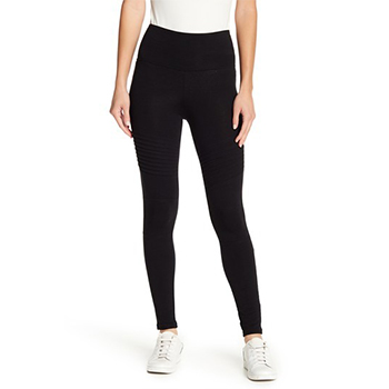 Abound - High Waist Moto Leggings.
