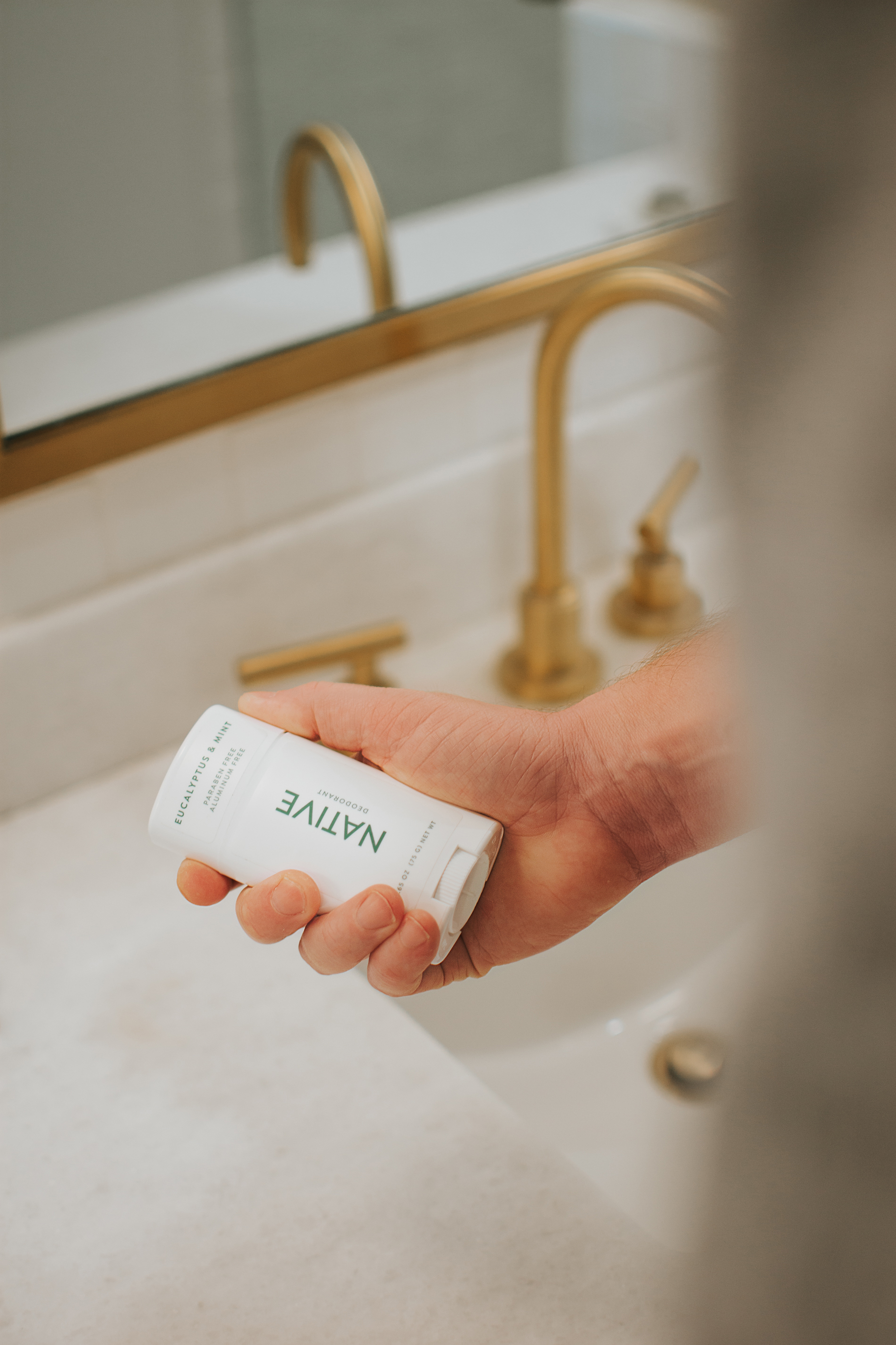We've Made the Switch to Organic Deodorant‎ with Native via. The Pacific Standard | www.ThePacificStandard.com