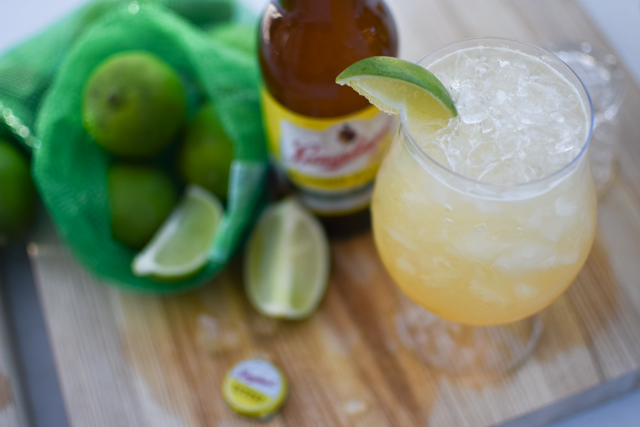 Shadyrita, Leinenkugel's Summer Shandy Beerita Cocktail via. The Pacific Standard