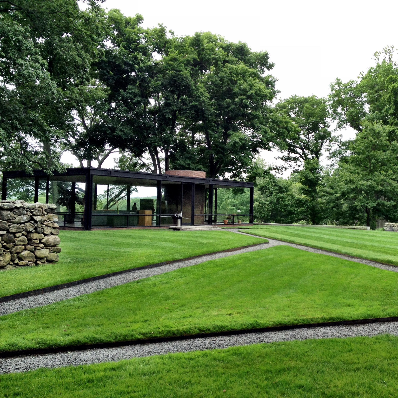 Phillip Johnson A Landscape Architect Appitecture
