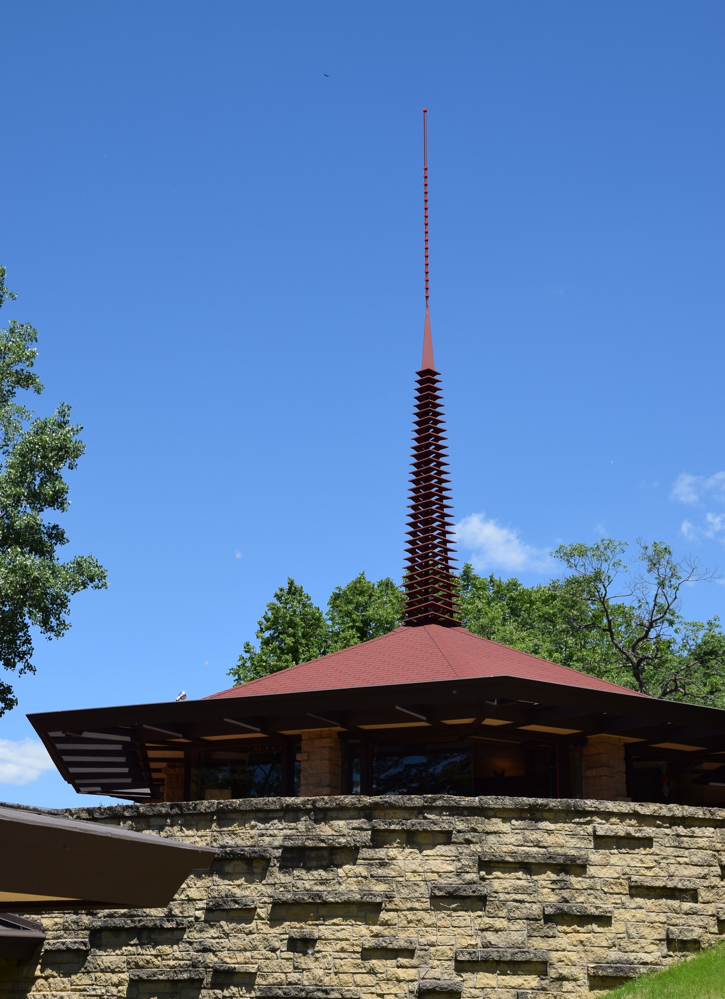 Taliesin Visitors Center
