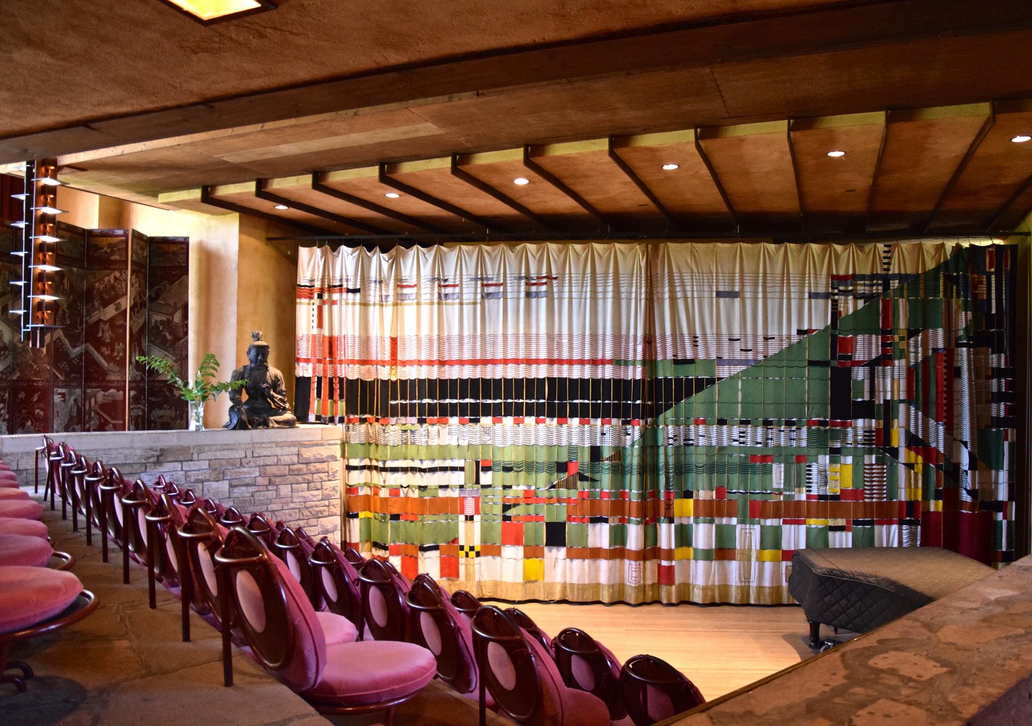 Taliesin School Theater