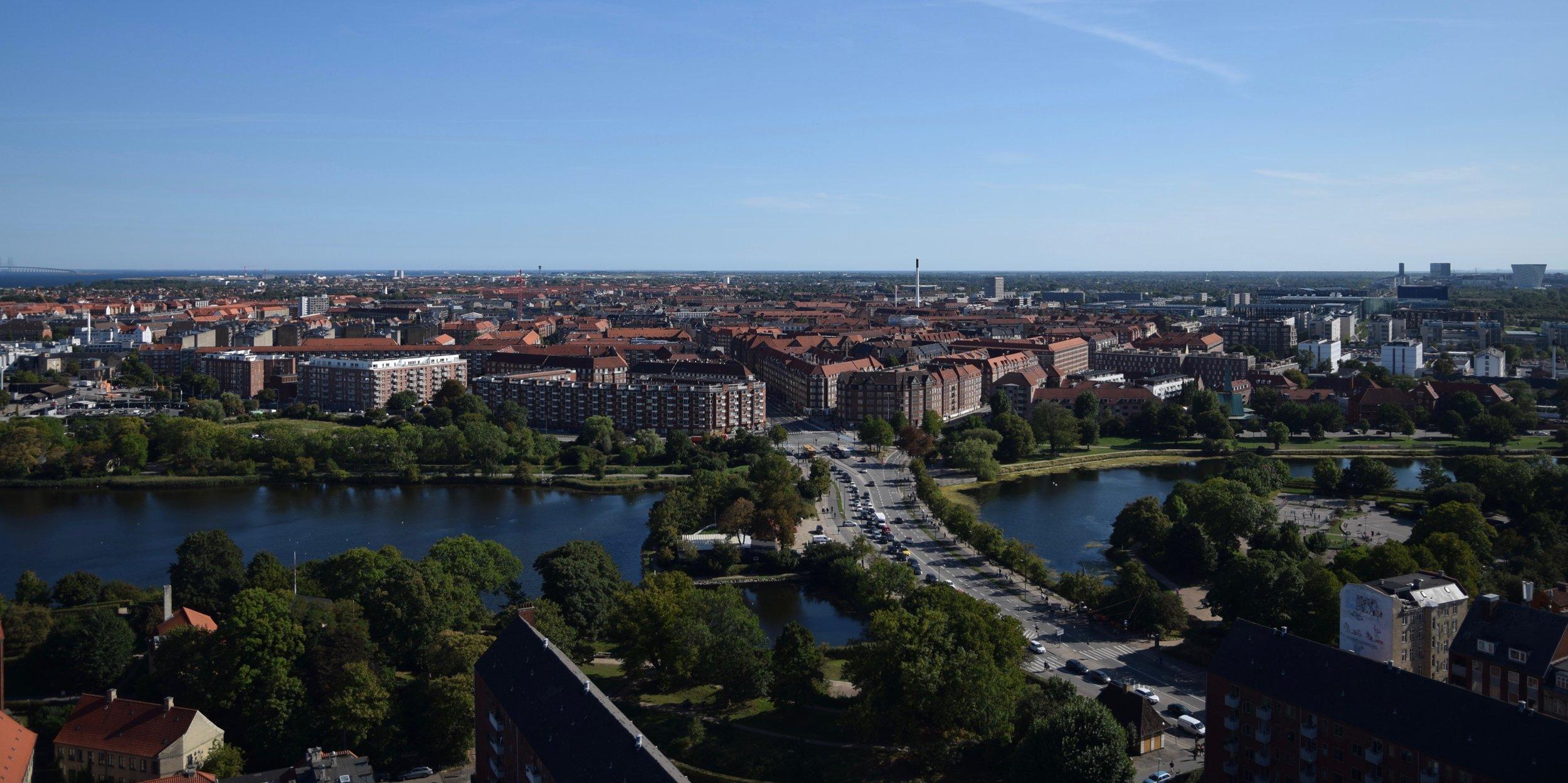 View South: Christianshavn