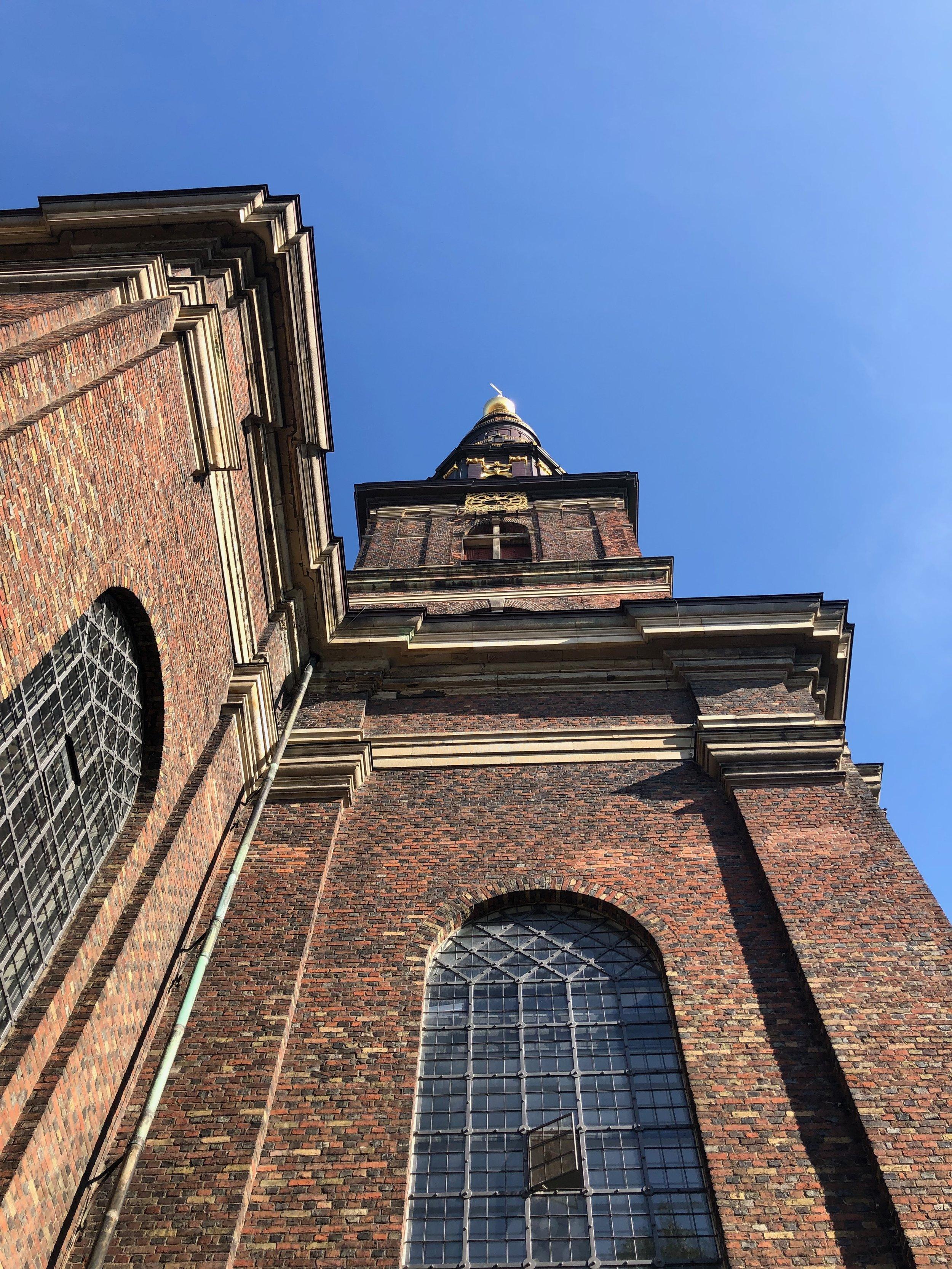 The Church our Saviour