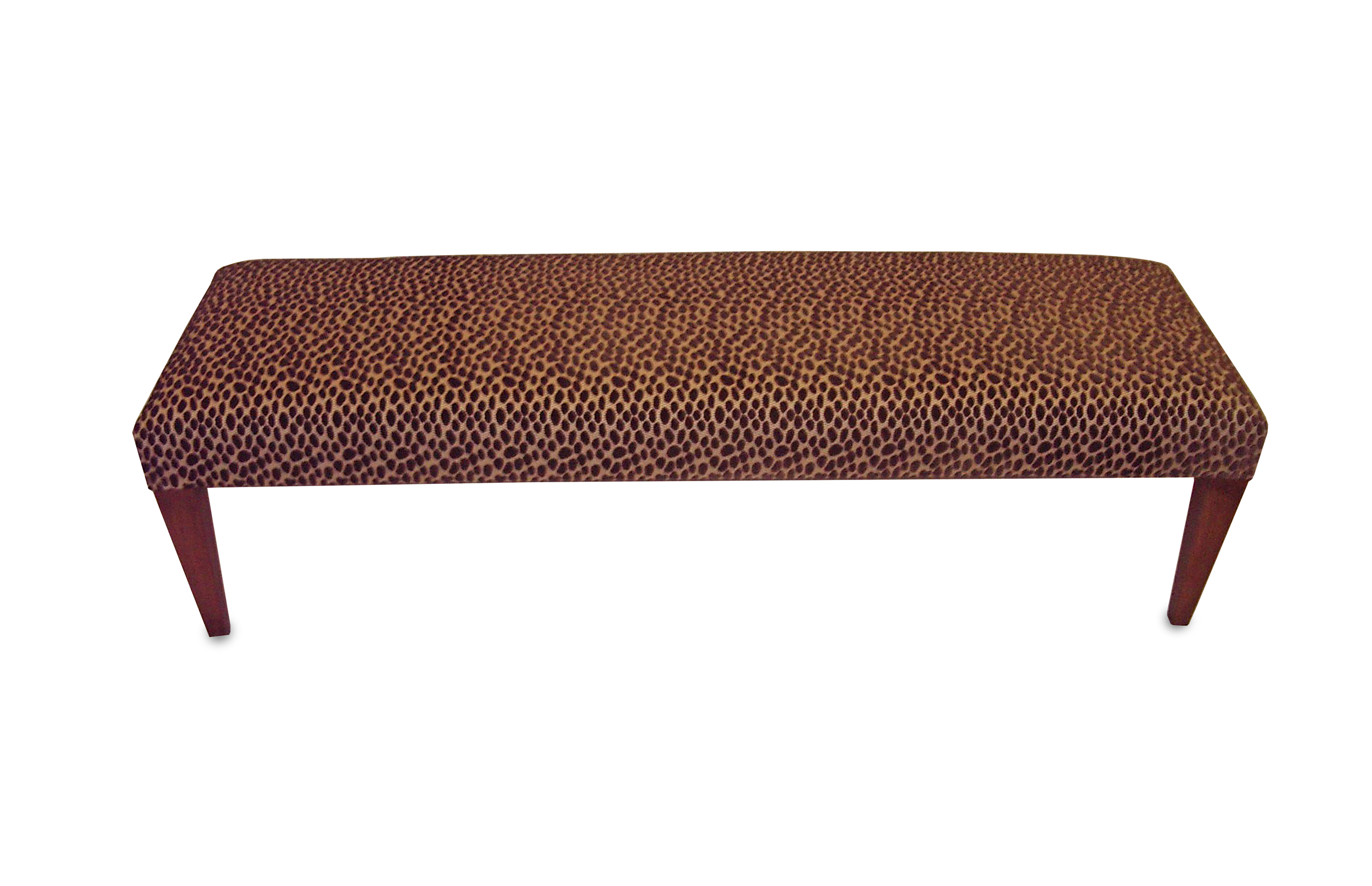 Extra long footstool £625 + fabric
