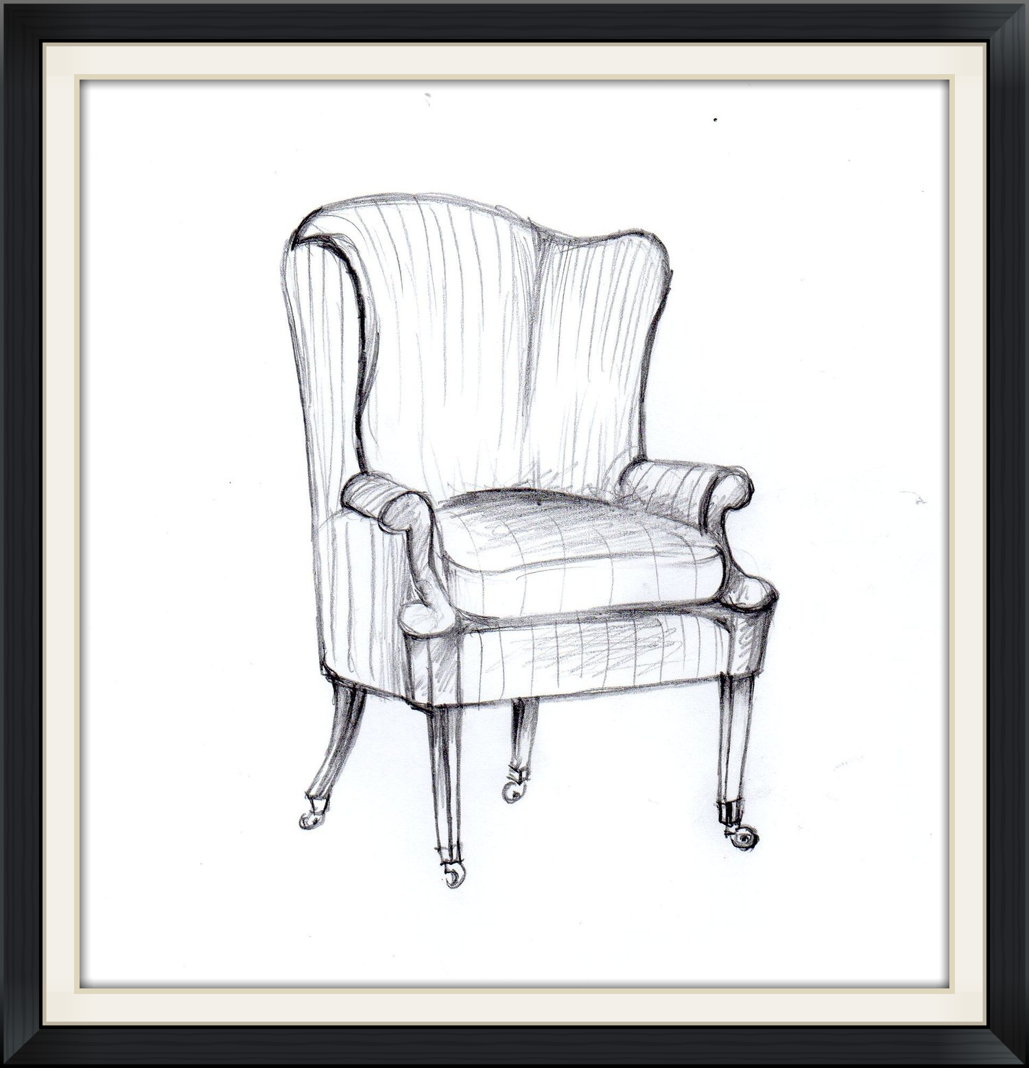 Charleston Wing Chair