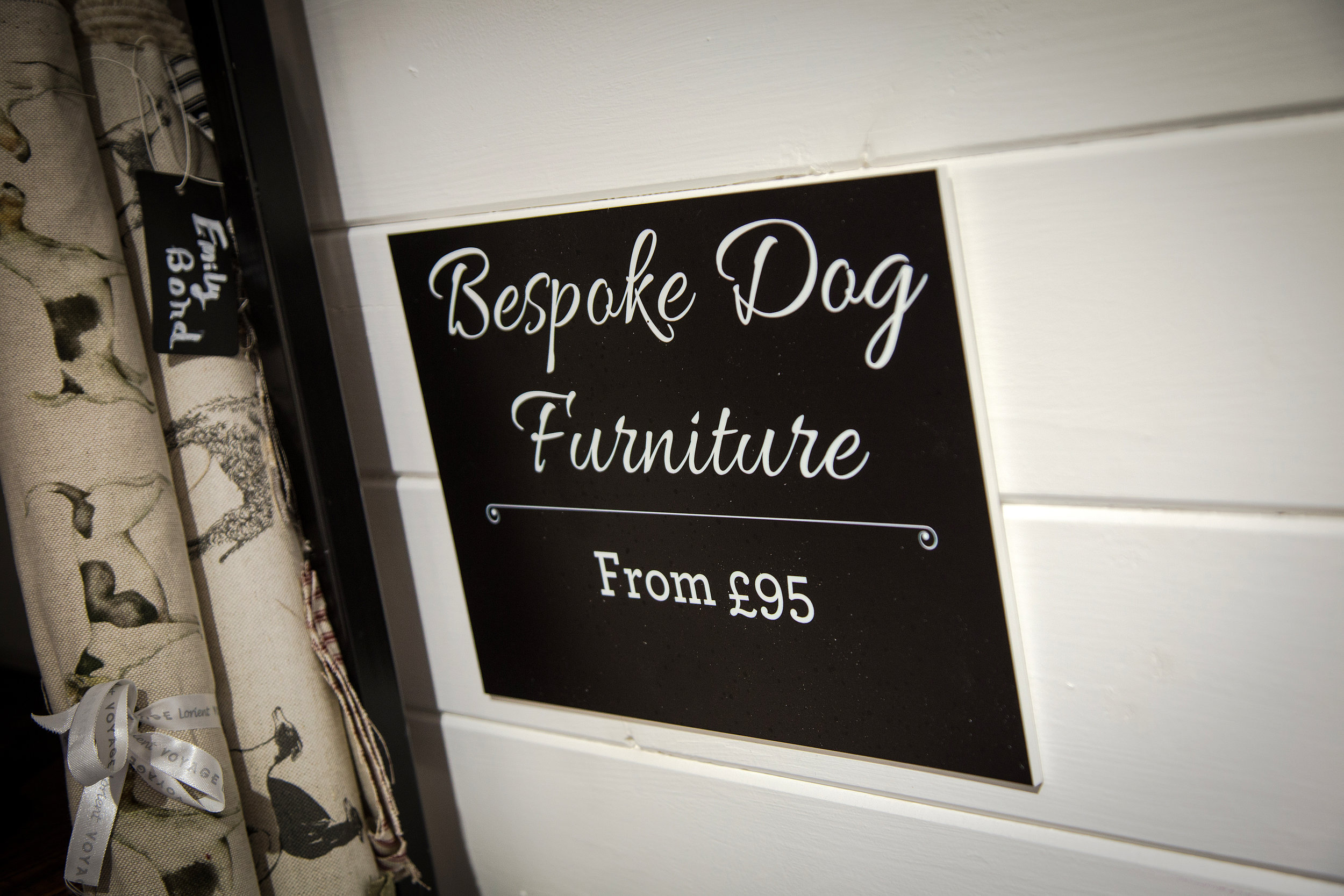 bespoke dog furniture