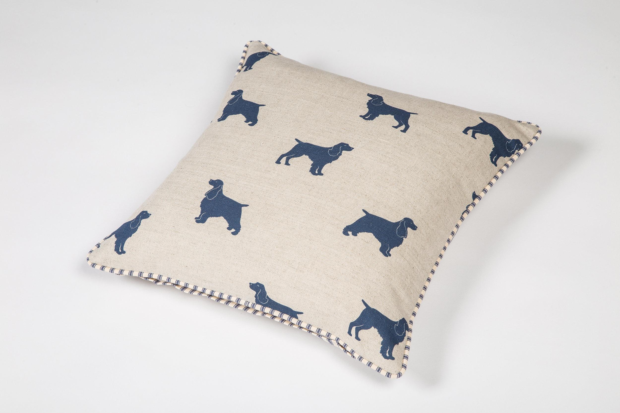Emily Bond new Spaniel Cushion