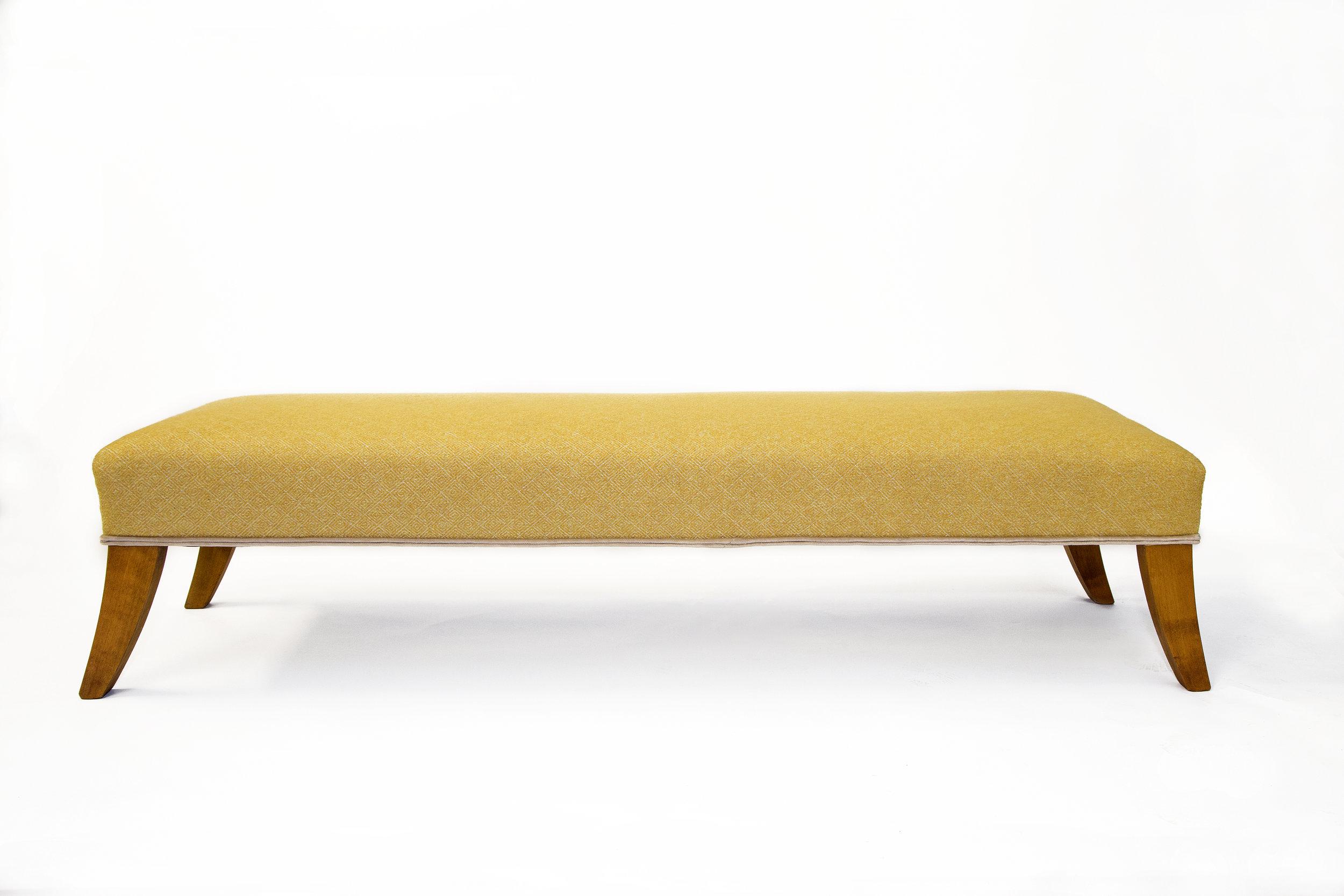long slender table stool