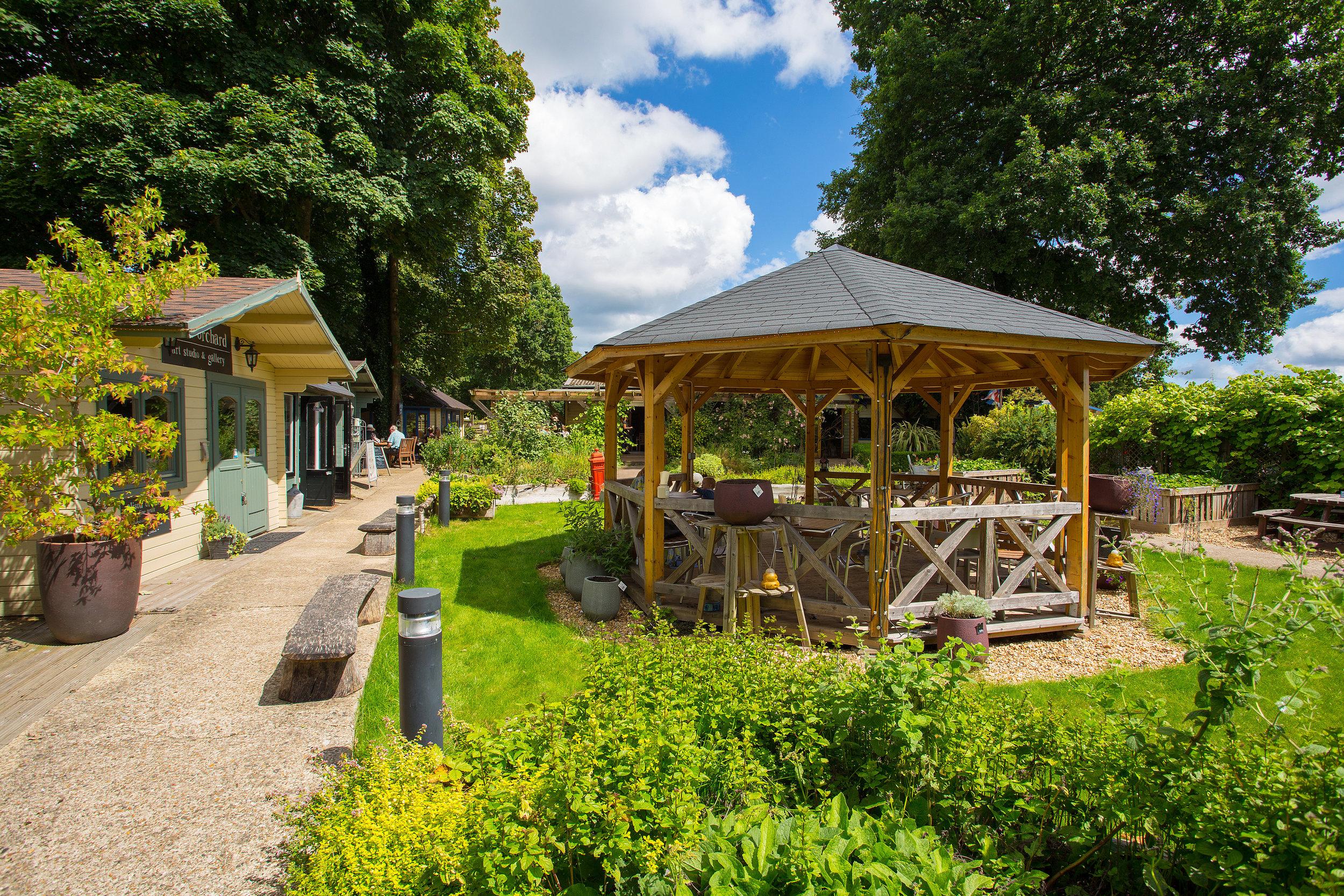 Applegarth Farm - Course Location