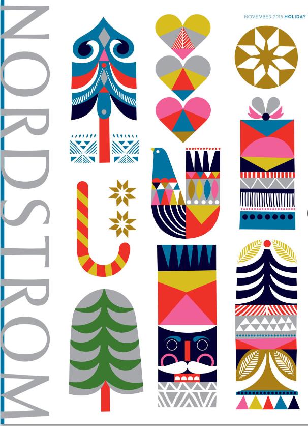 Nordstrom Holiday 2015