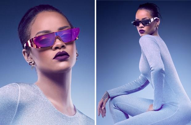 Jean-Baptiste Mondino for Dior-Rihanna