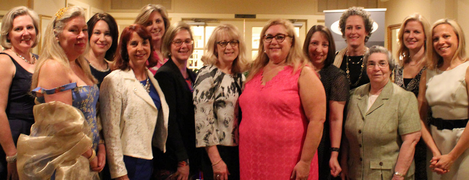 Members of the Starry Night 2016 Committee