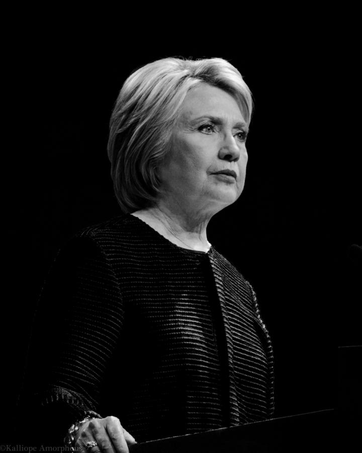 Hillary Clinton Portrait 9