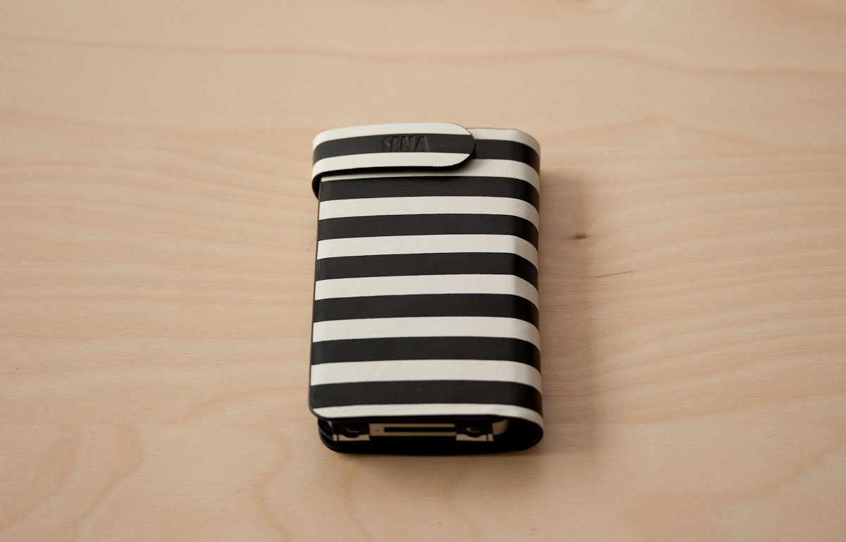 Sena Hampton Wallet Stripe - Full