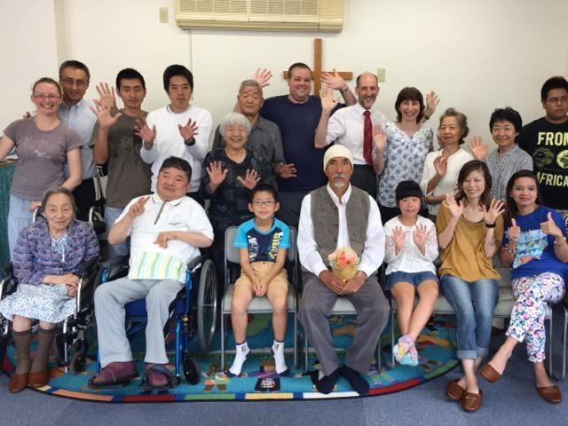 Nirayama Church, Oct 2015