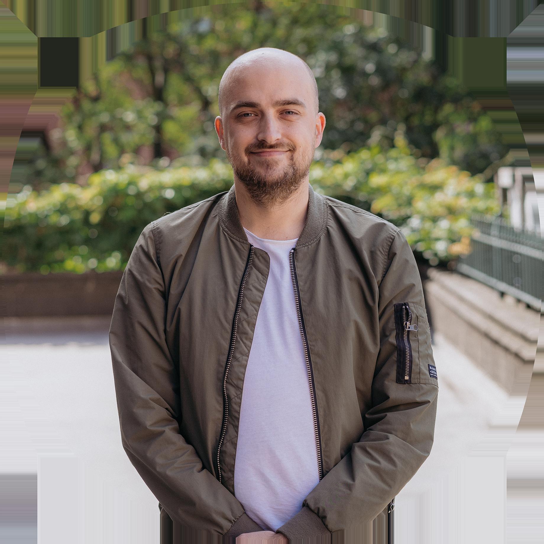 Alasdair Elmes - Creative Media Manager