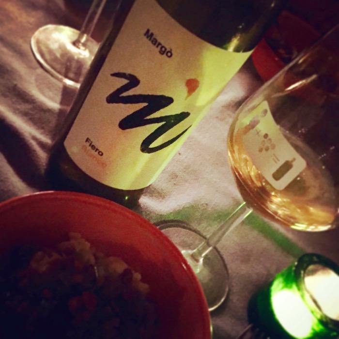 Cantina Margo wijn Fiero Grechetto