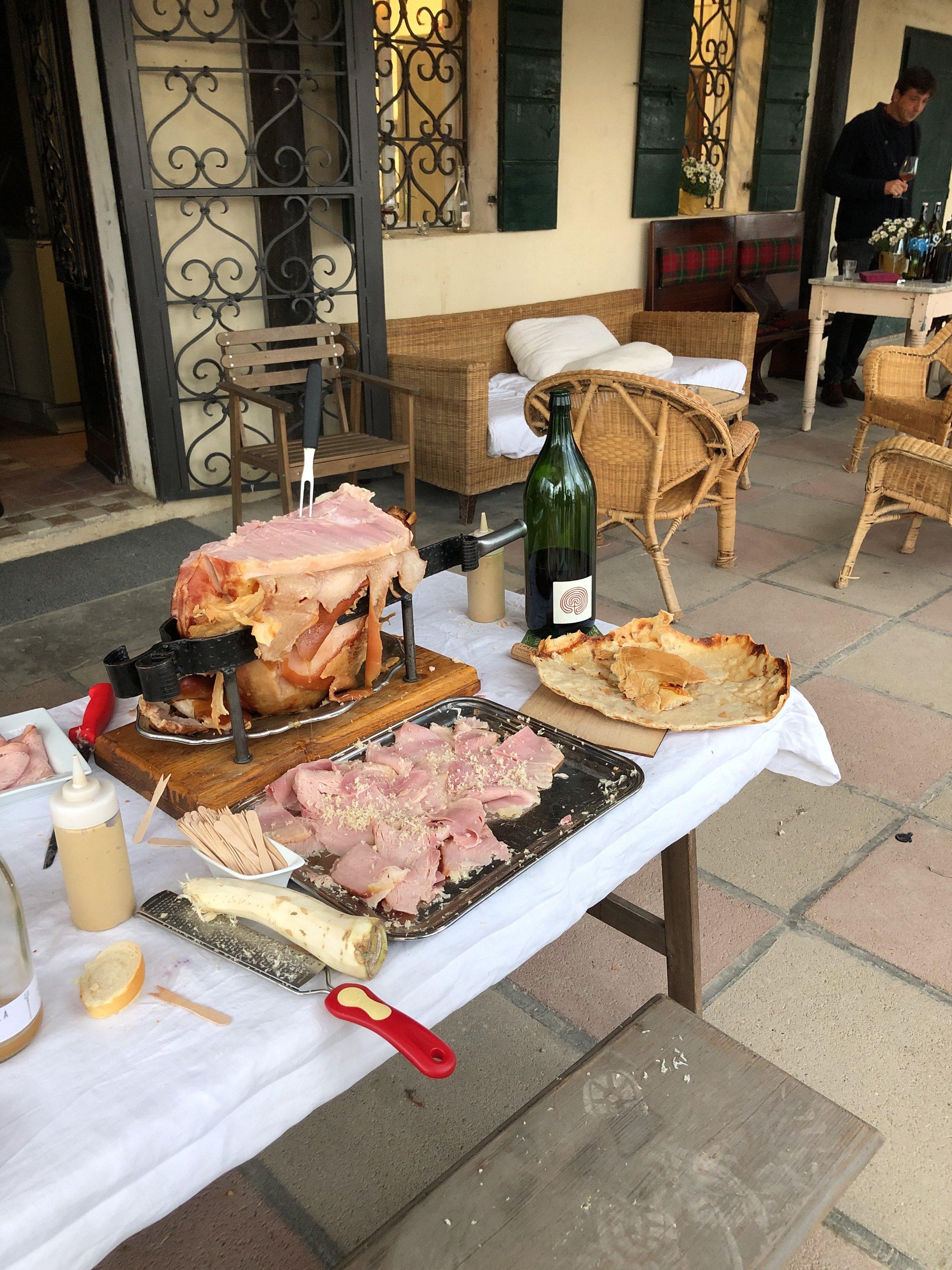 Costadilà Ombretta- ham uit de oven.jpg