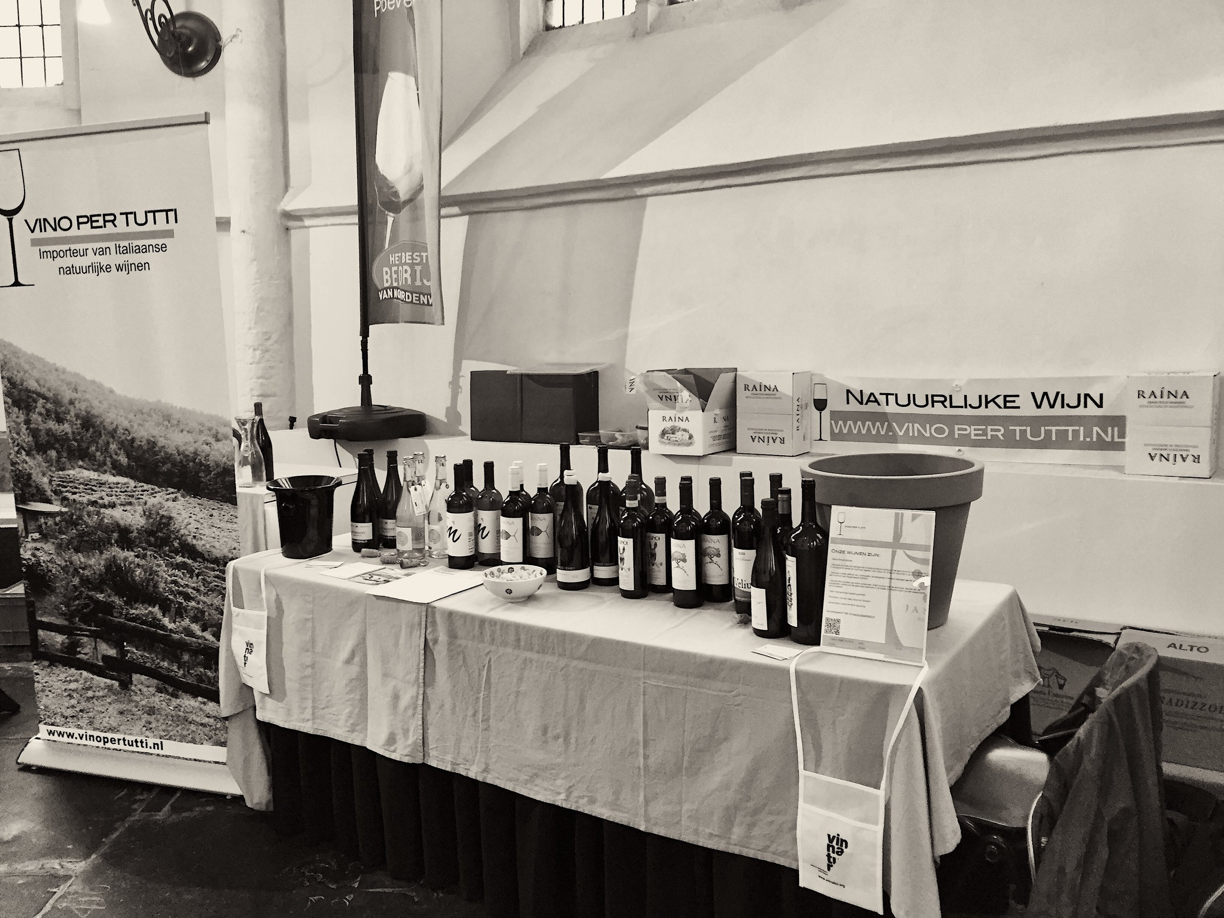 Vino Per Tutti wijnfestival Groningen