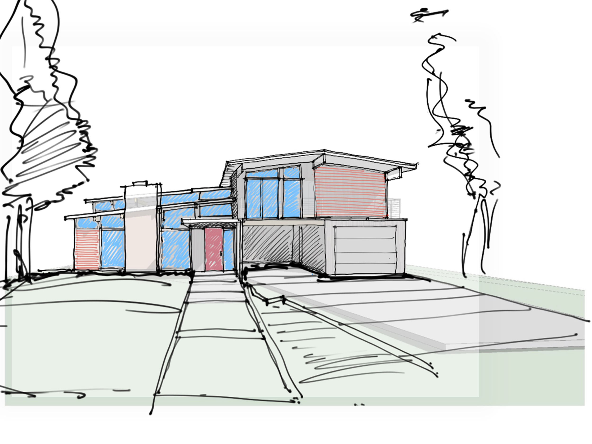 Grant - Perspective sketche - gable roof.jpg