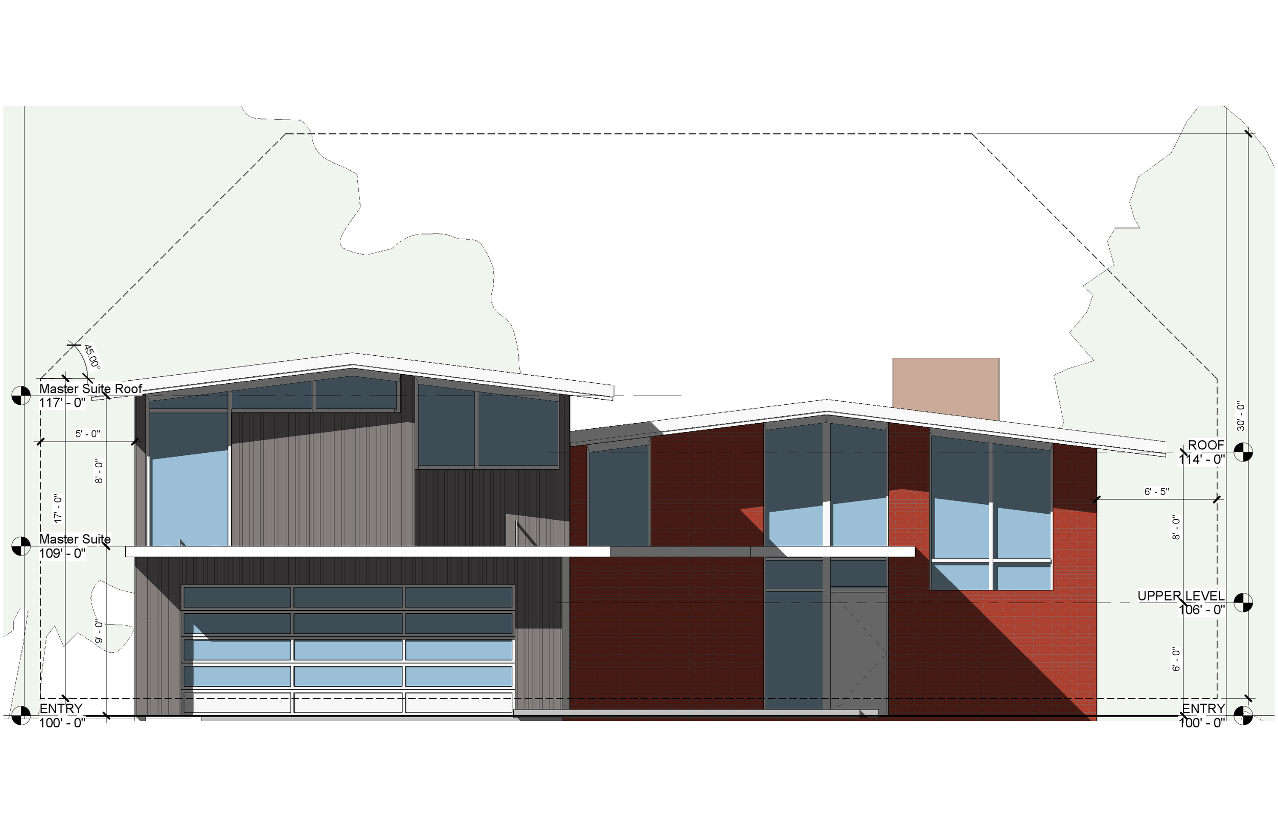 Mason front elevation w laundry window.png