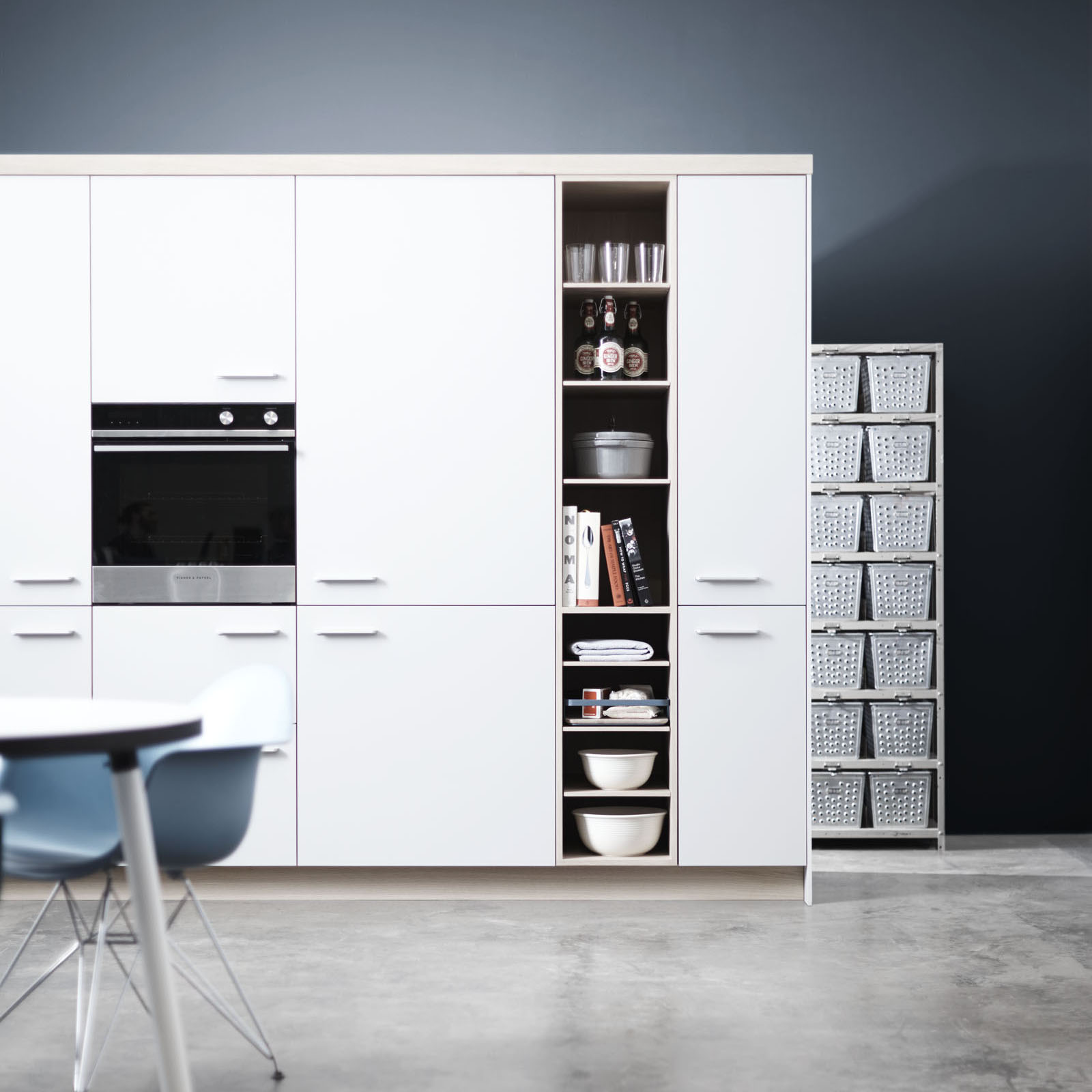 Space. Theory  kitchen by the same creatives that brought us the legendary  Henrybuilt .  Photo from Space Theory website.