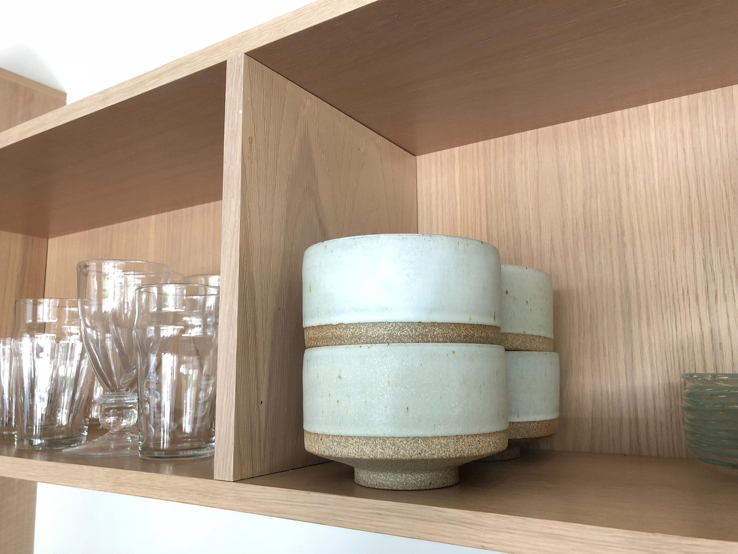 Jorgensen Stoneware at home