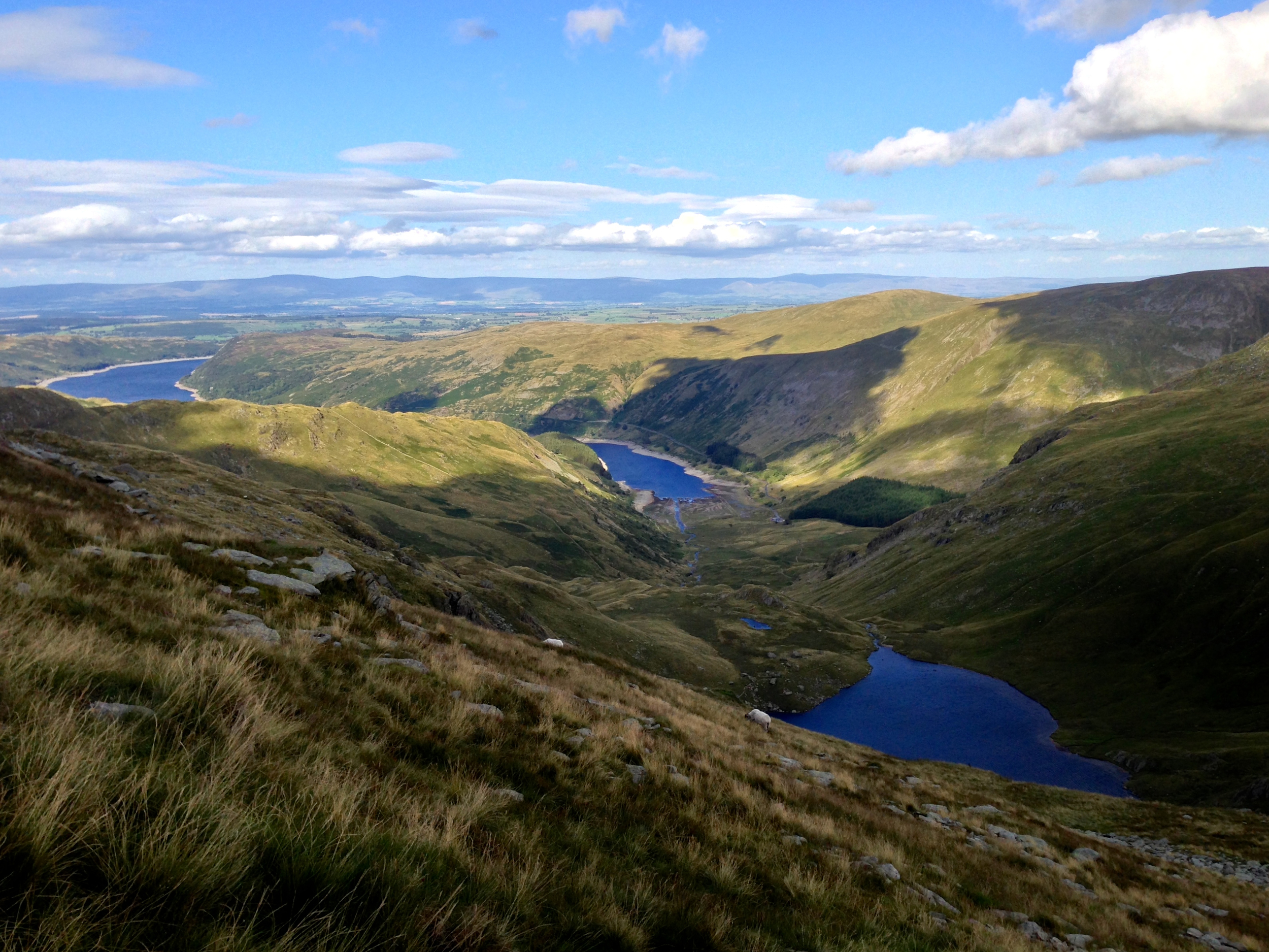 The view from Mardale Ill Bell