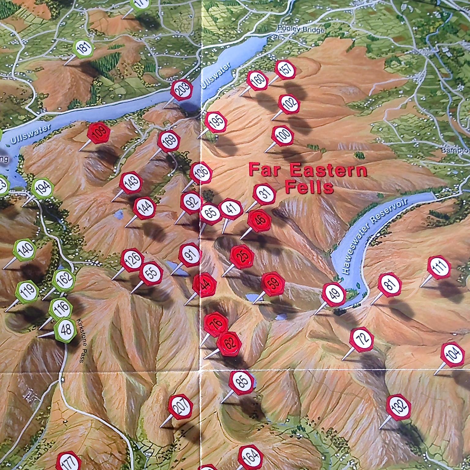 Wainwright Map