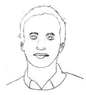 Robert Rüf  für das Design der Tische und Bänke